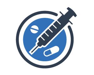 Grippe-Impfungen